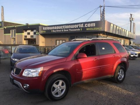 Pre-Owned 2006 PONTIAC TORRENT 1/2 TON