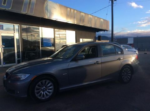Pre-Owned 2009 BMW 3 SERIES 323I