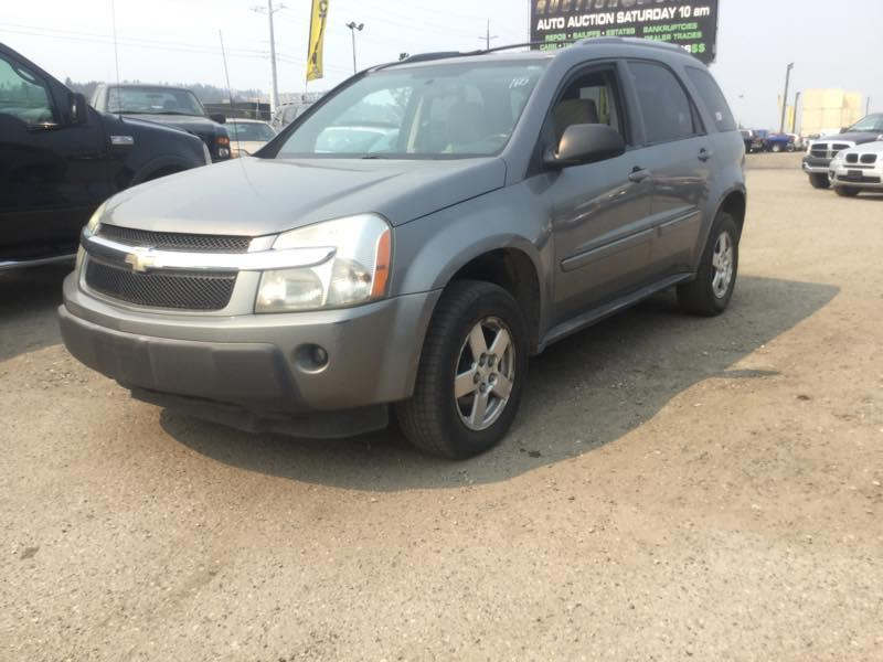 Pre-Owned 2005 CHEVROLET EQUINOX LT