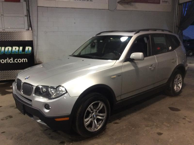 Pre-Owned 2008 BMW X3 3.0I